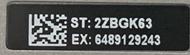 Sample serial tag