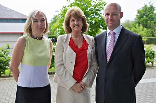 Sociology - Minister Joan Burton launches new MA - Maynooth University
