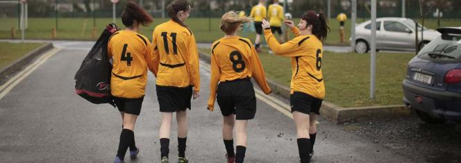 Sports - Soccer female3 - Maynooth University