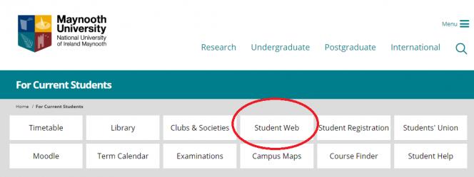 Student Web Online