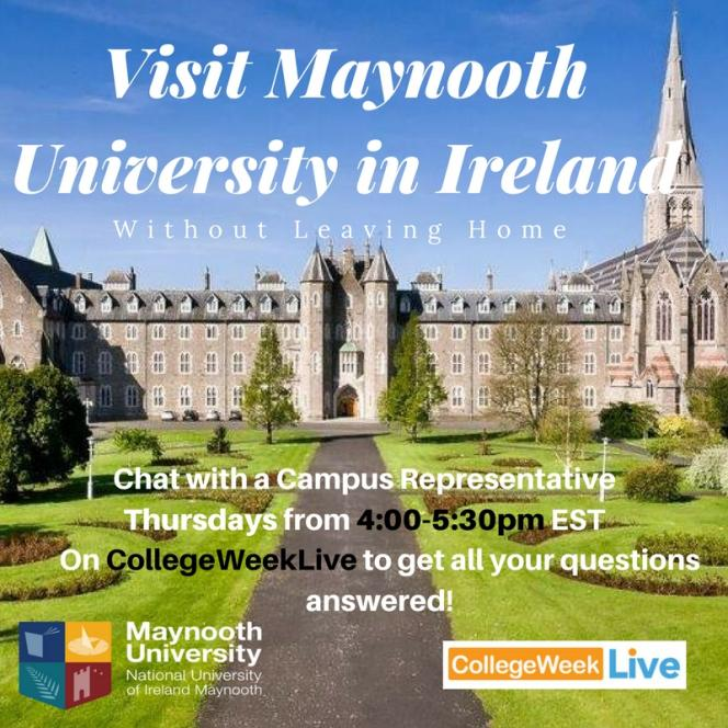 Student Registration | Maynooth University
