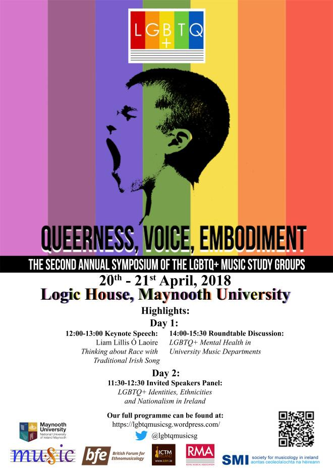 Queerness, Voice, Embodiment