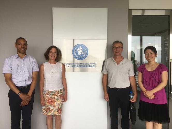 ALL Director, Prof  Mac MacLachlan in Japan | Maynooth University