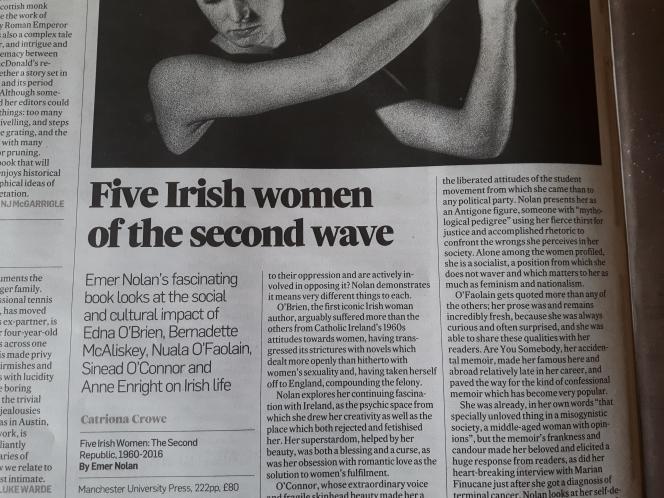 Five Irish Women review