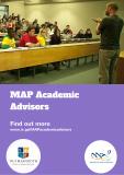 MAP Academic Advisors Poster