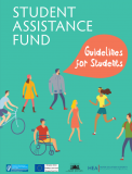 Student Assistance Fund Guidelines SAF Cover Image