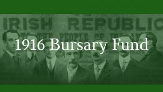 1916 Bursary - Signatories