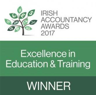 Irish Accountancy Awards Winner 2017