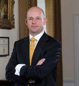 President - Prof. Philip Nolan - Maynooth University