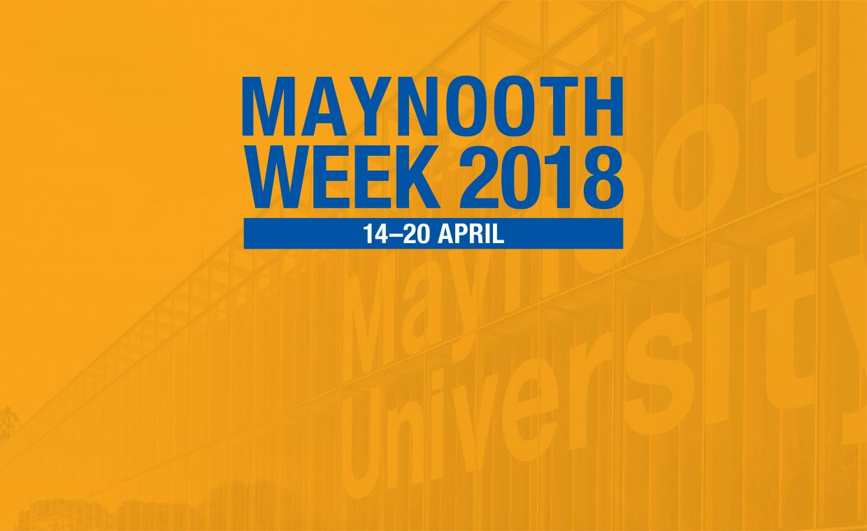 Maynooth Week 2018