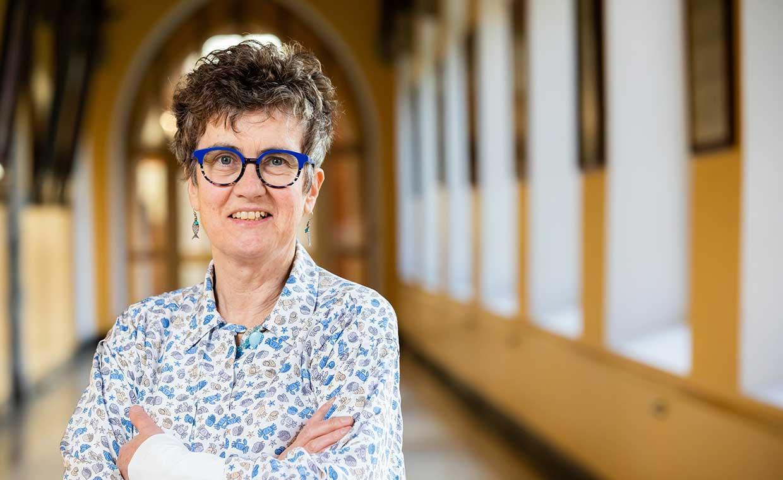 Professor Pat Palmer