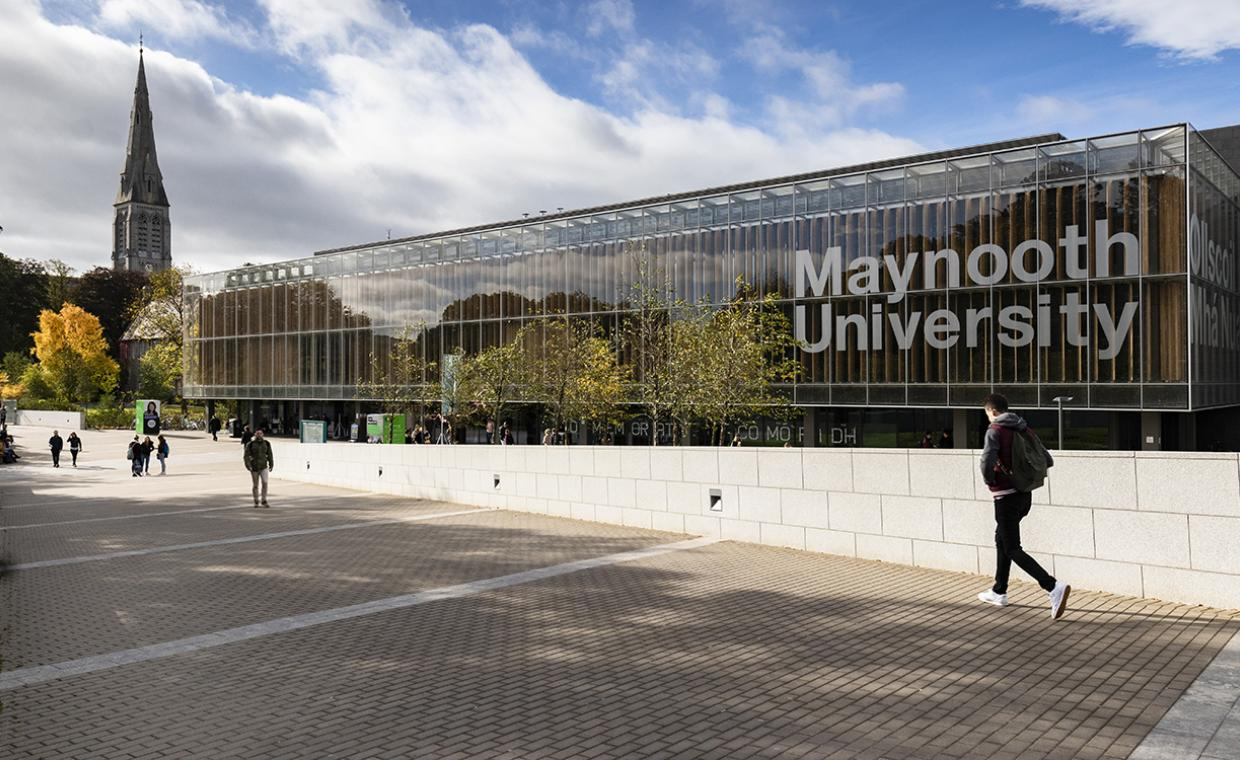 Mymaynooth first year student information