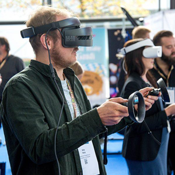 Virtual Reality - Spotlight on Research