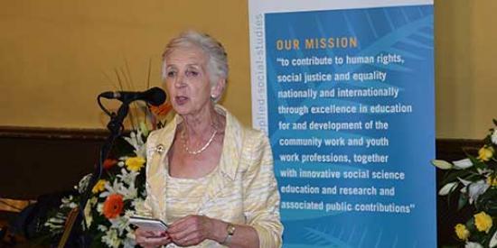 Applied Social Studies - Anastasia Crickley, John O'Connell awards - Maynooth University