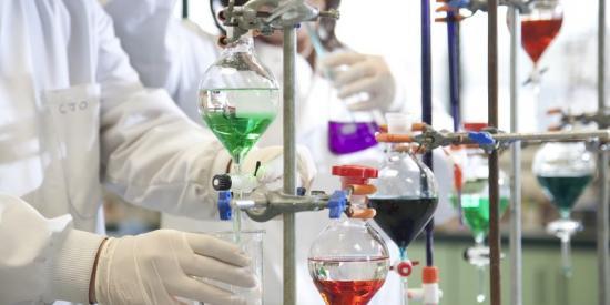 Chemsitry Lab- Maynooth University