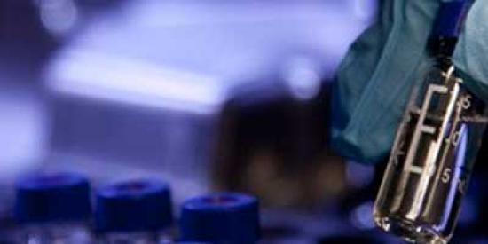 Chemistry - Holding a mini test tube - Maynooth University