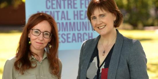 Christine Mulligan and Prof Sinead McGilloway