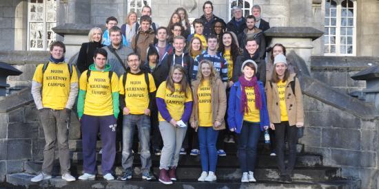 Fieldtrip Arts Kilkenny campus