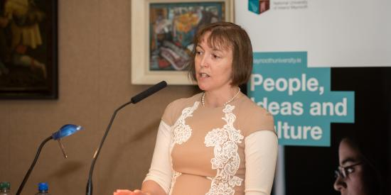 Sharon Donnery, Deputy Governor, Central Bank Ireland - Maynooth University
