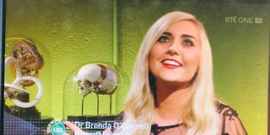 Dr Brenda O'Connell on RTE