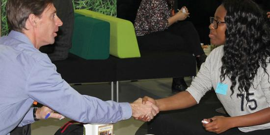 Eden Centre  -Speed Networking Event (2) - Maynooth University
