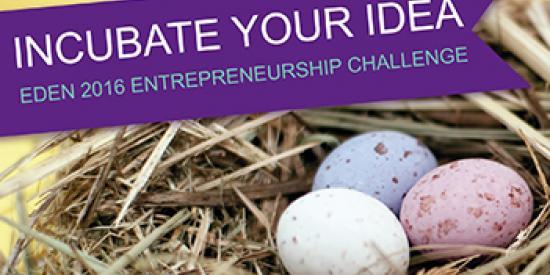 Eden Centre Student Entrepreneurship Challenge 2016 _image