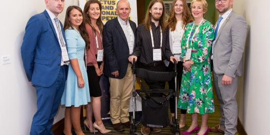 Enactus Ireland programme 2018 - Maynooth University
