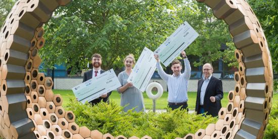 Eden Student Entrepreneurship Challenge Winners 2017