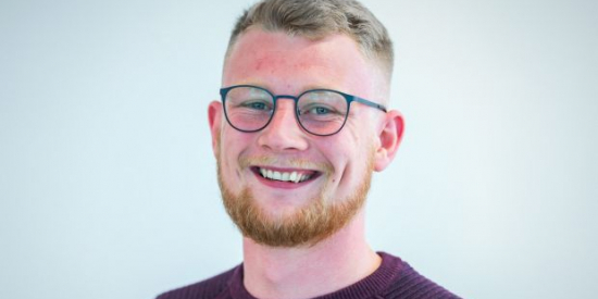 Eoin Ryan - headshot - MA Student