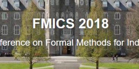 FMICS 2018