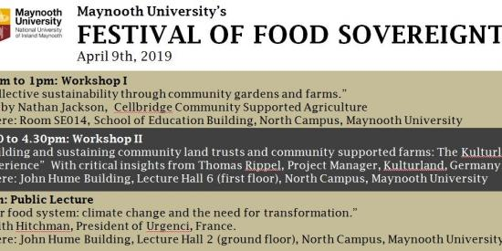 Festival of Food Sovereignty