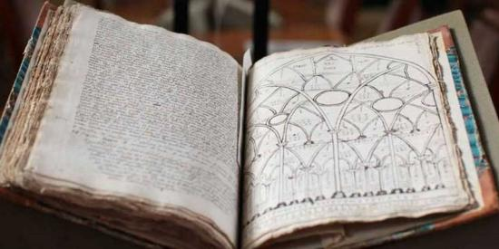 History - Open Manuscript 1200 x 396- Maynooth University