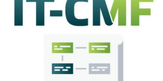 IT-Capability Maturity Framework, IT-CMF, logo