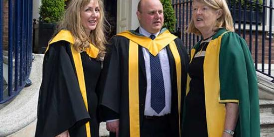 Induction of Maynooth University Academics to RIA
