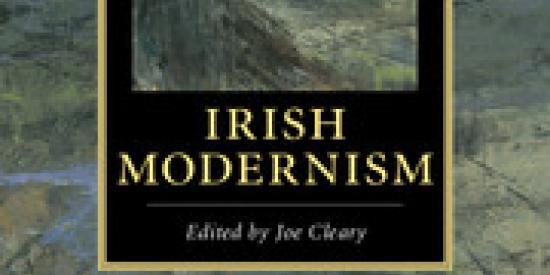 Irish Modernisms book cover