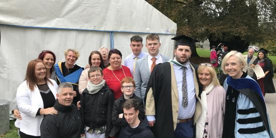 Graduation - Kevin Cleary