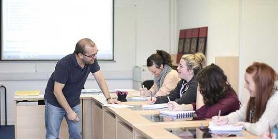 Language Centre - Classroom - Maynooth University