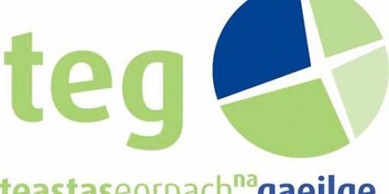 Language Centre - TEG Logo - Maynooth University