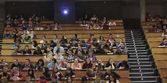 Lecture Theatre - Maynooth University