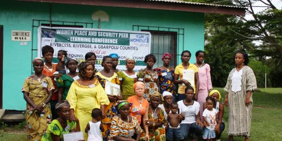 Liberia Solidarity Group