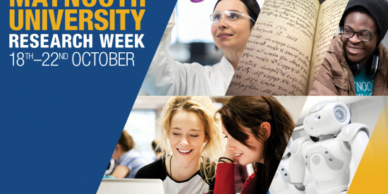 Maynooth University Research Week 2021