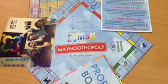 MSU- Maynoothopoly- Maynooth University