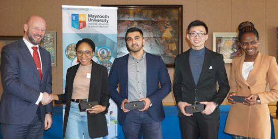 Maynooth University International Student Scholarship Luncheon