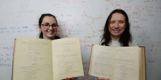 Hazel Murray and David Malone, Maynooth University