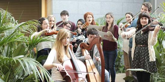 Music - Students Performing - Maynooth University