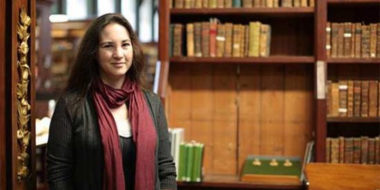 Maynooth University - Elizabeth Boyle_Russell library N&E- Early Irish