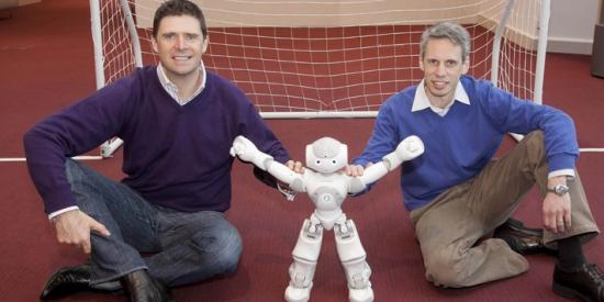 Department of Electronic Engineering - RoboÉireann - Maynooth University