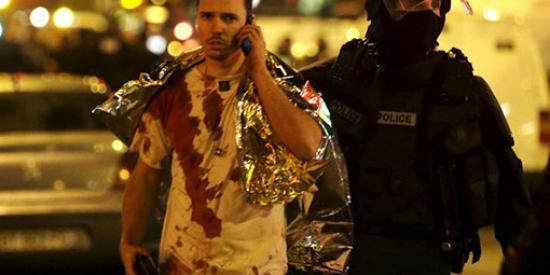 Anthropology - Paris Attacks