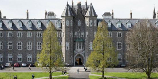 President's Arch Maynooth University