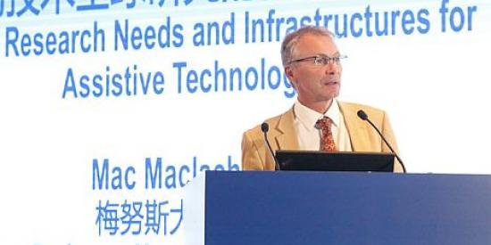 Prof Mac MacLachlan Sept. 13-15 2017
